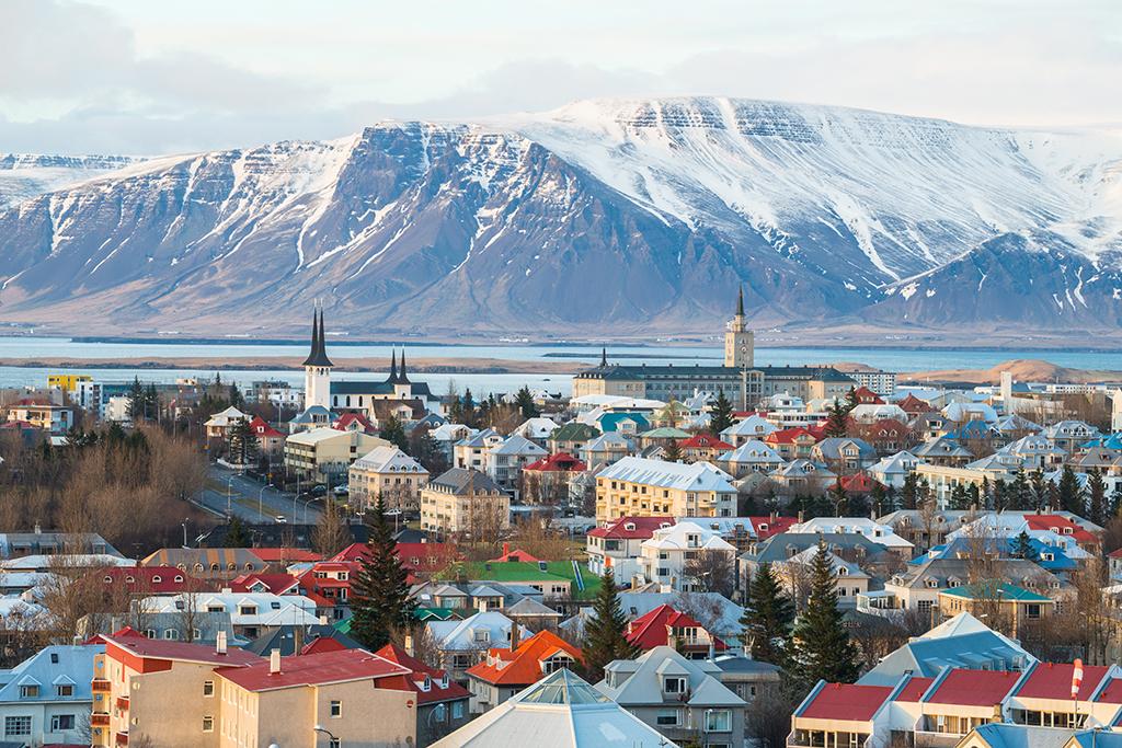 Leilões curiosos: a Islândia recebeu vários lances em um leilão