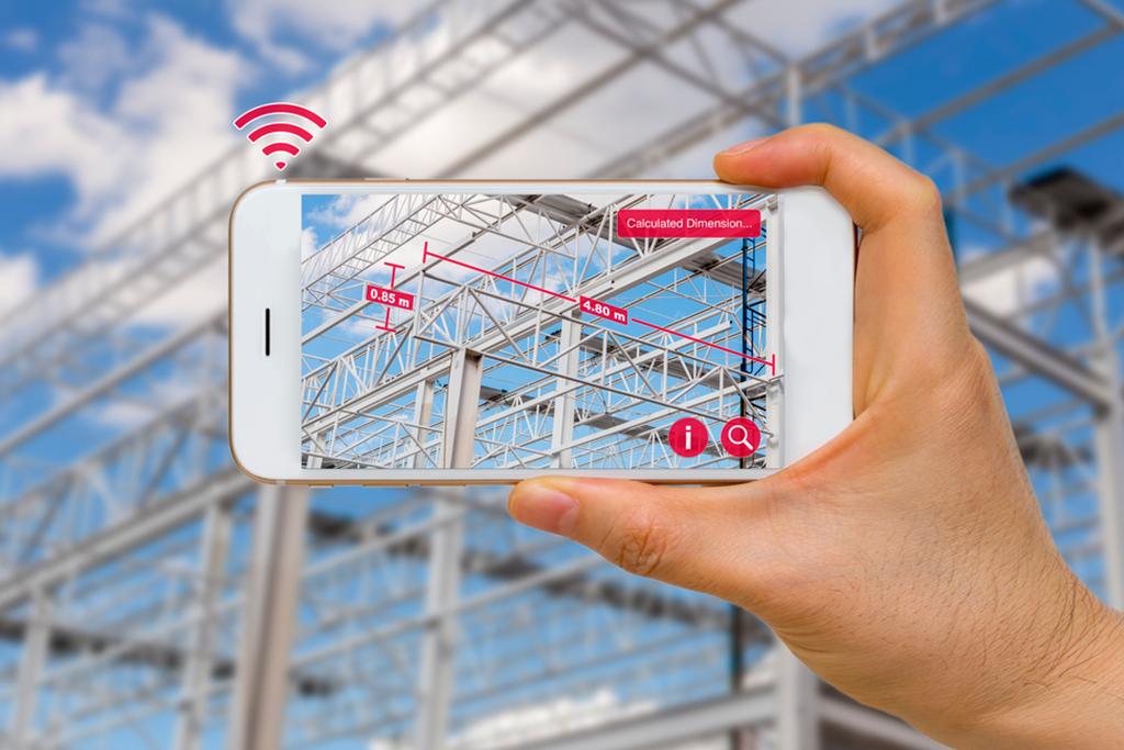 Tecnologias na construção - Realidade aumentada pode mostrar detalhes das obras