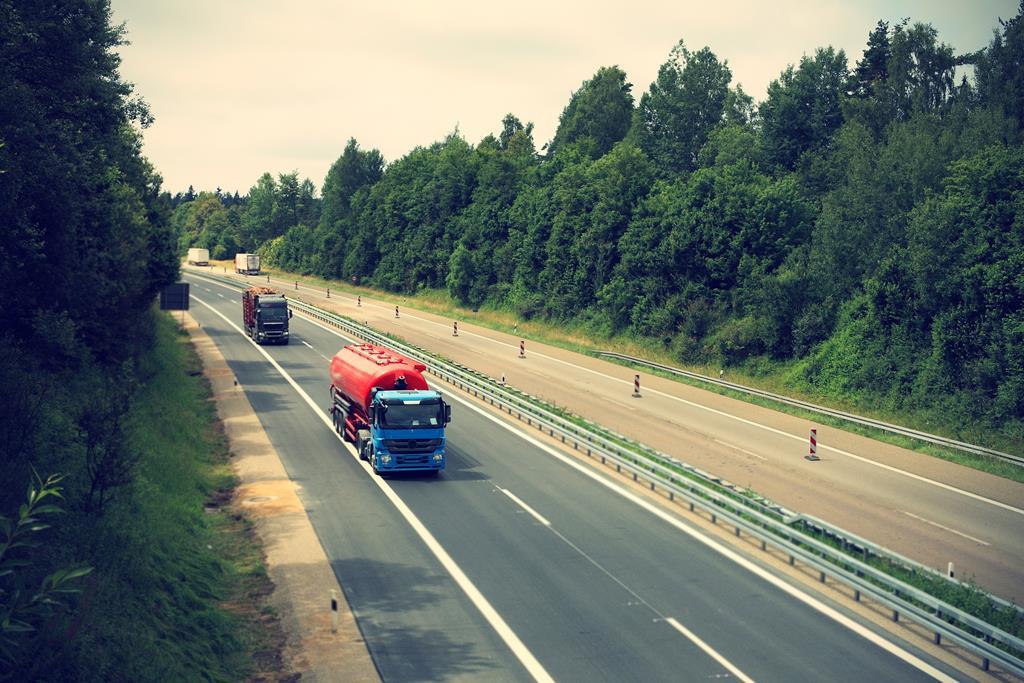 é comum que os caminhões usados tenham uma desvalorização menor