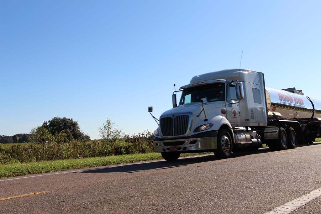 leve o caminhão usado em um mecânico para uma inspeção, se possível