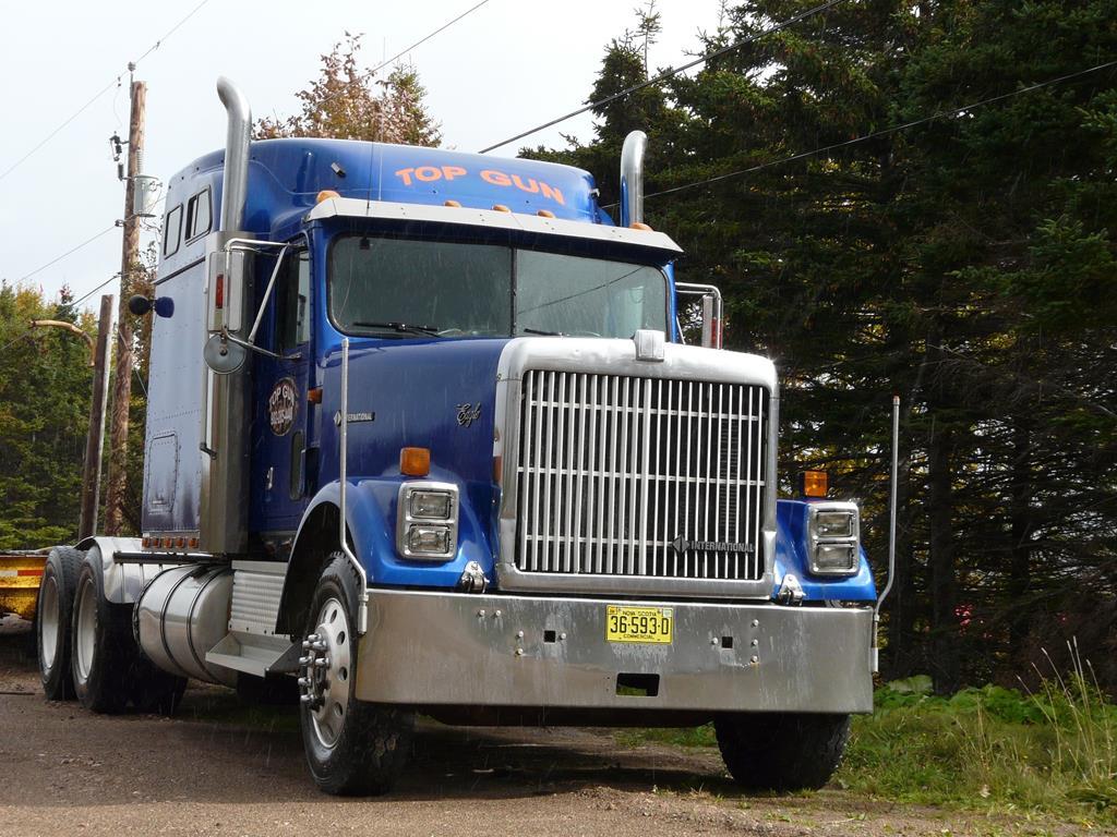 verifique a presença de amassados ou ondulações na lataria do caminhão