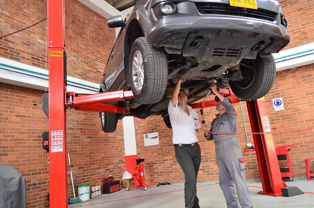 após feito o rebaixamento, você deverá levar o carro até uma oficina credenciada pelo INMETRO para que uma vistoria seja realizada
