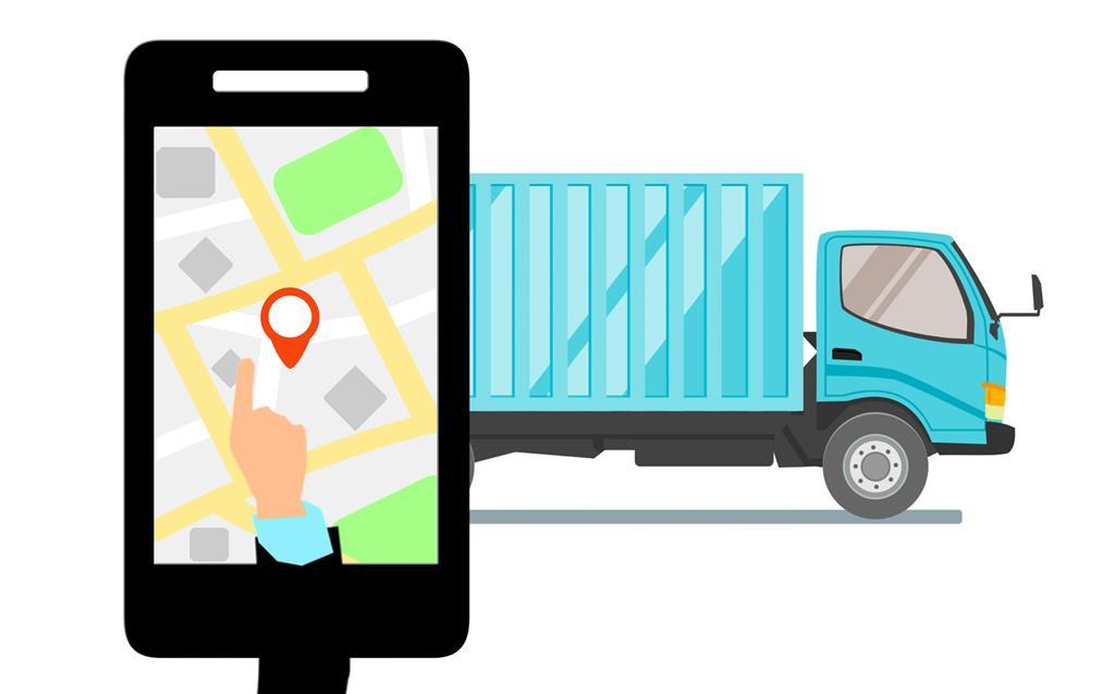 as empresas que trabalham com GRIS normalmente rastreiam os caminhões e fazem o monitoramento direto da sede da companhia