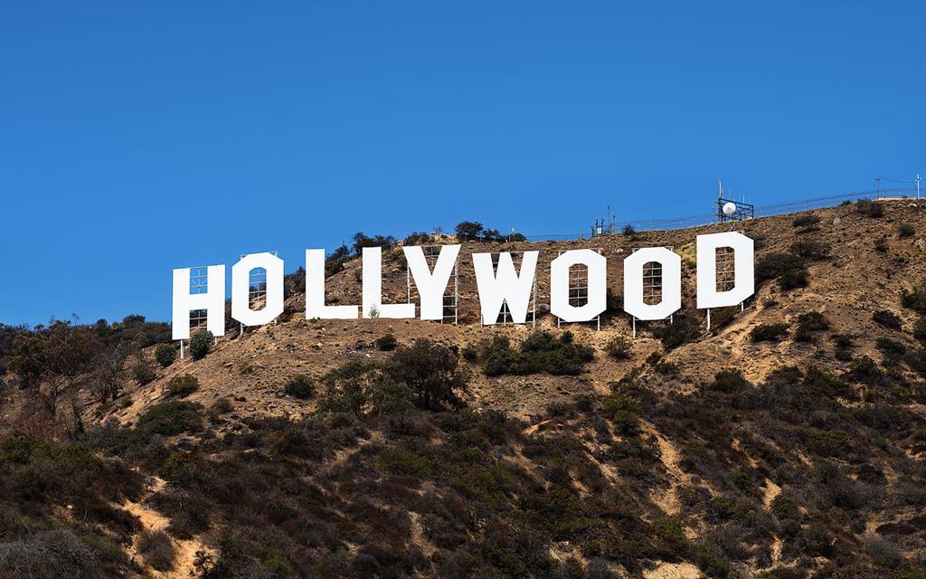 Letreiros de Hollywood