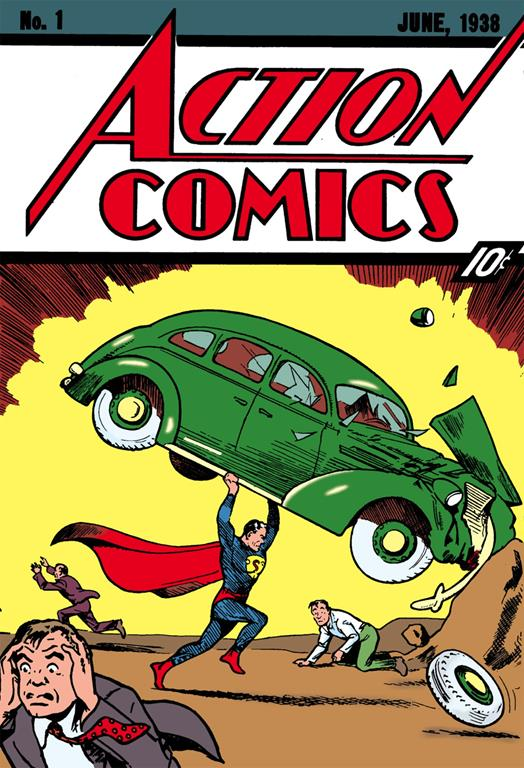 Action Comics nº01