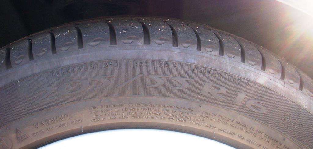os números na lateral da borracha dos pneus são indicativos que lhe auxiliam na hora de comprar o pneu certo