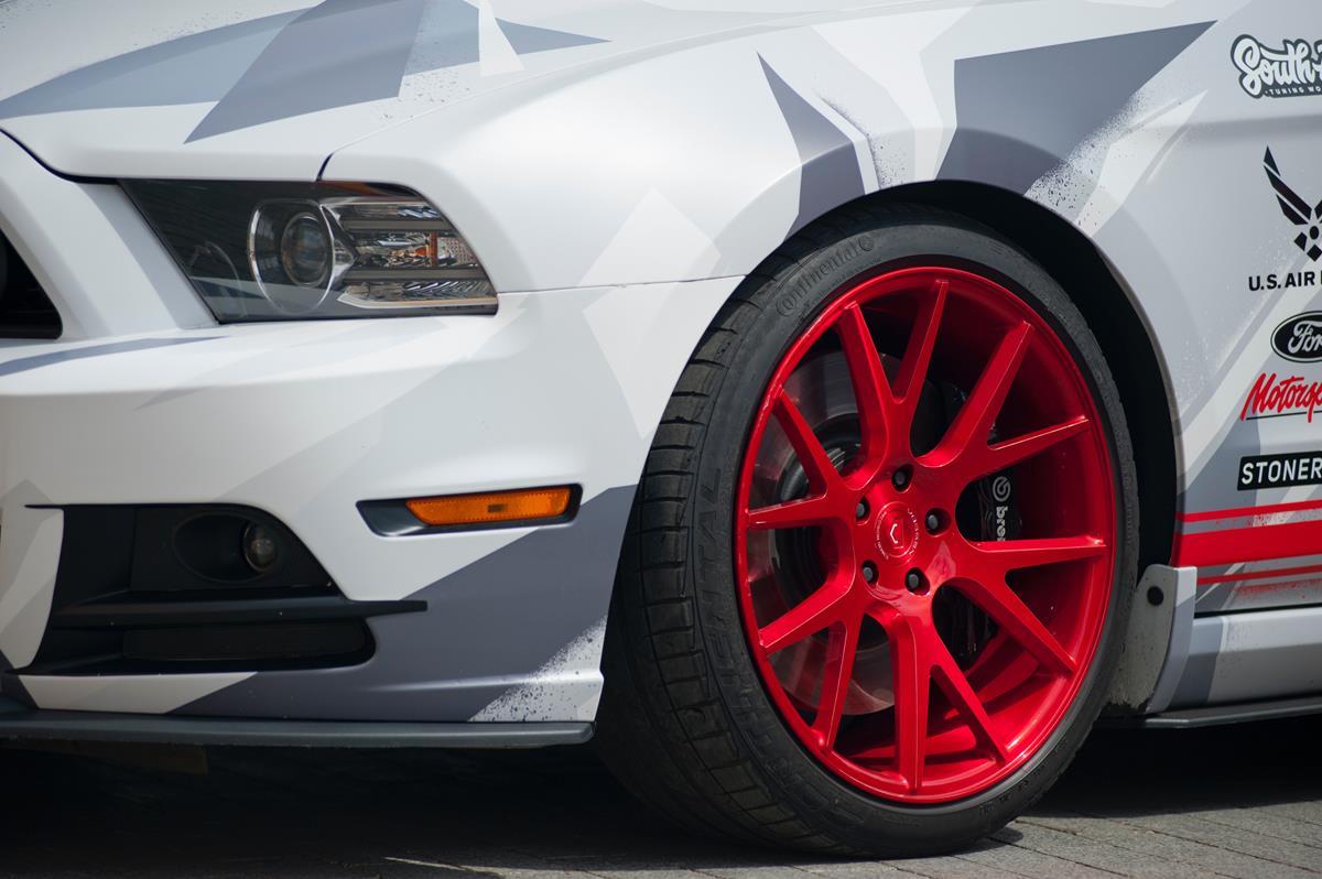 os carros rebaixados são bastante comuns entre os praticantes do car tuning