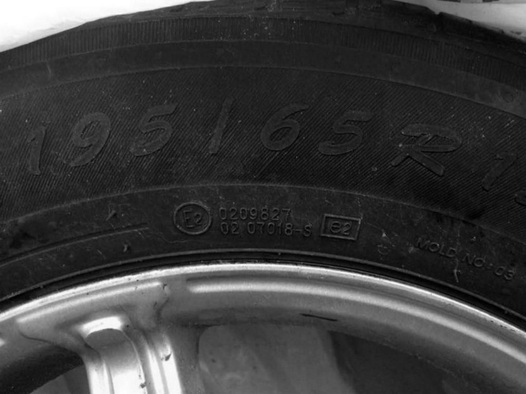 Como entender as etiquetas e números dos pneus