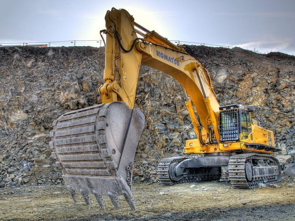 As melhores escavadeiras do mundo