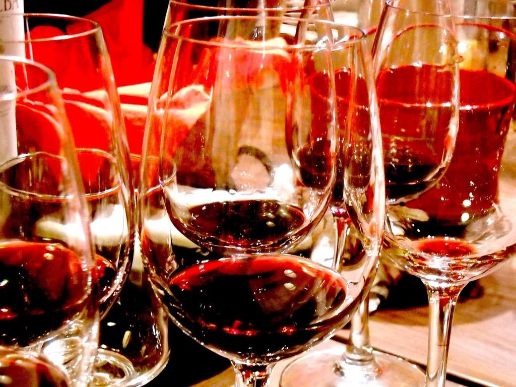 Para cada tipo de vinho, existe uma temperatura ideal para servir