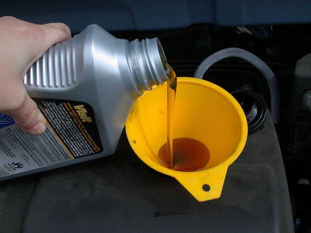 óleo lubrificante: por que seguir as recomendações do fabricante