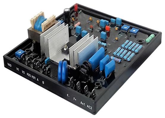 Regulador de tensão modelo AVR