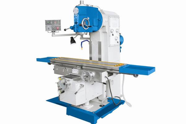 Modelo de máquina fresadora vertical