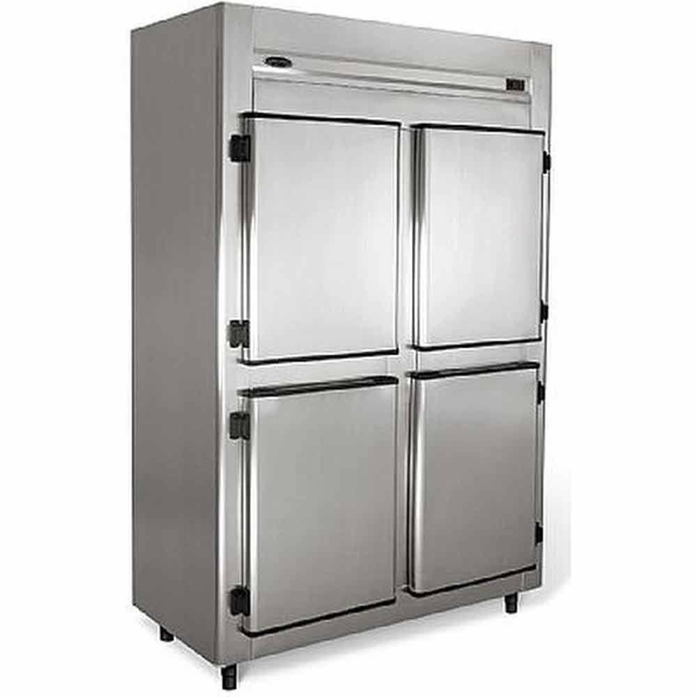 modelo de refrigerador para cozinha industrial modelo inox