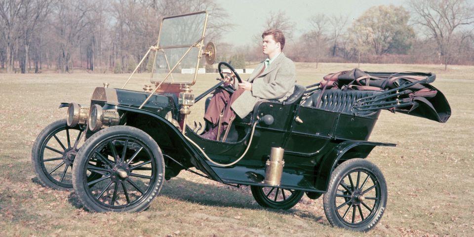 modelo do ford t