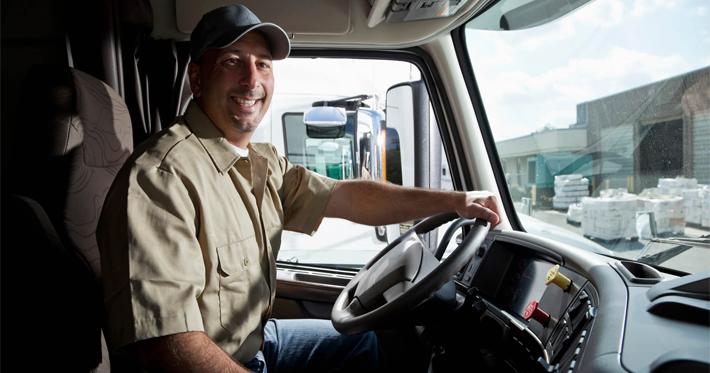 caminhoneiro ou camioneiro