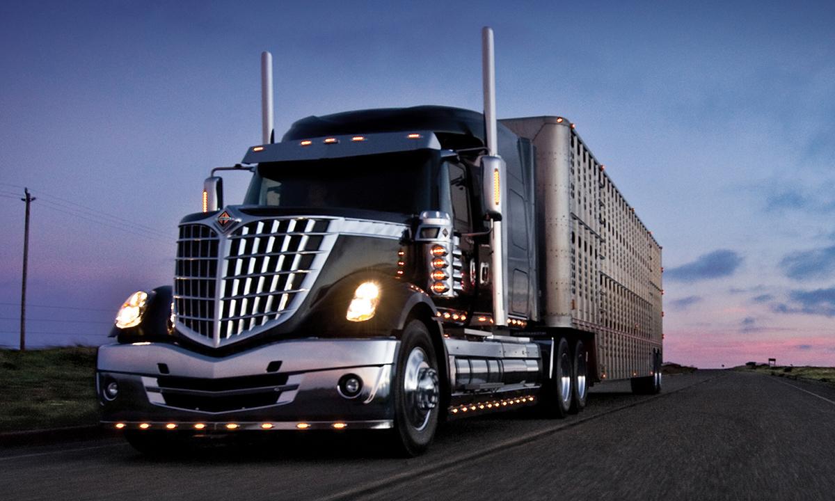 caminhões mais caros do mundo lonestar