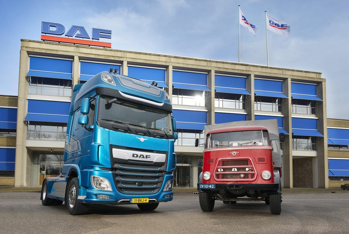 quem fabrica os caminhões daf no brasil