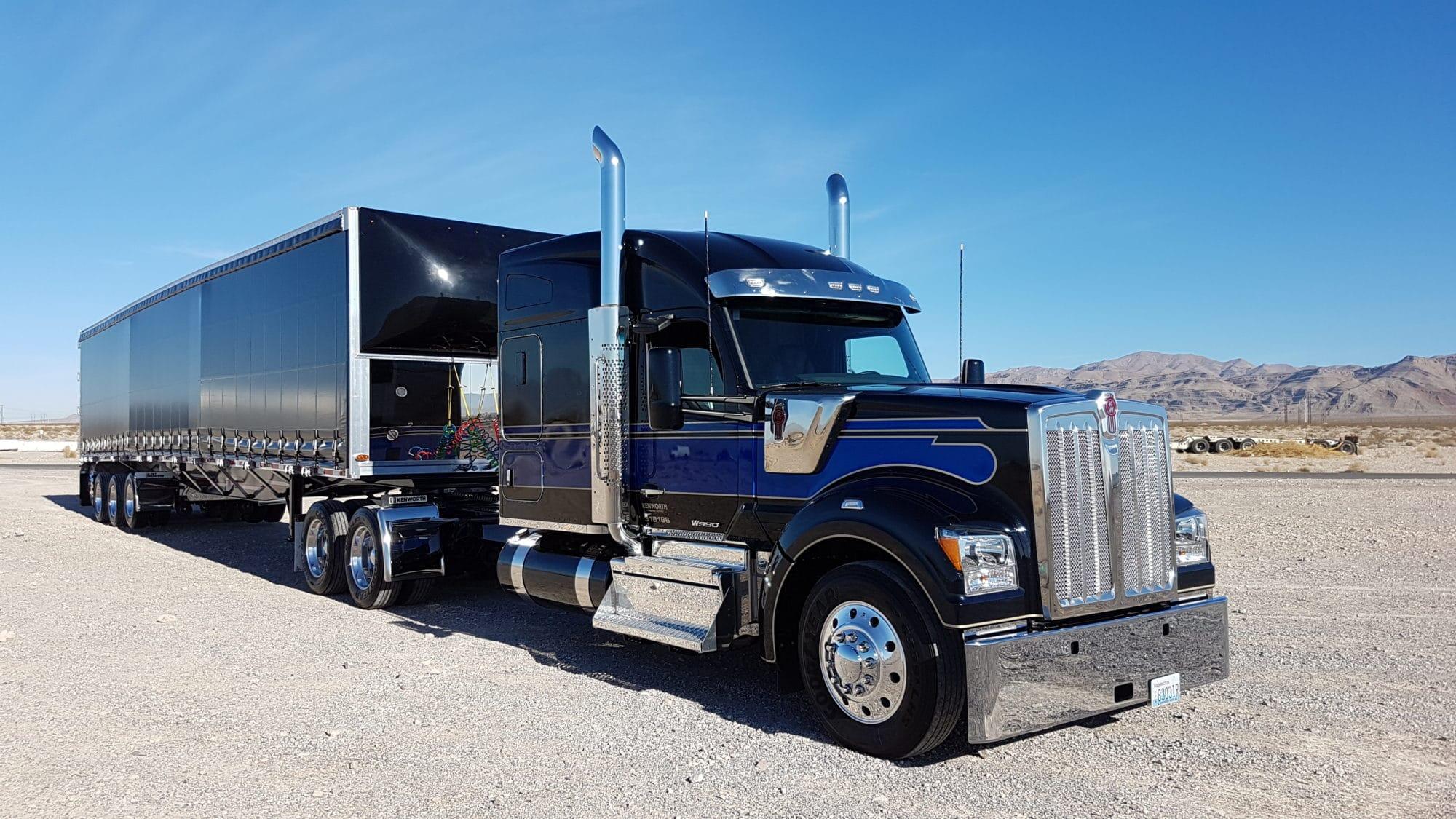 caminhões mais caros do mundo kenworth w990