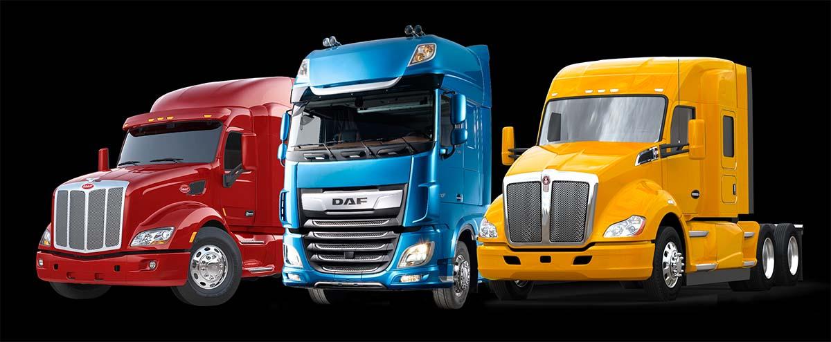 quem fabrica caminhões daf