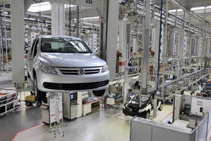 industria automotiva na terceira revolução industrial