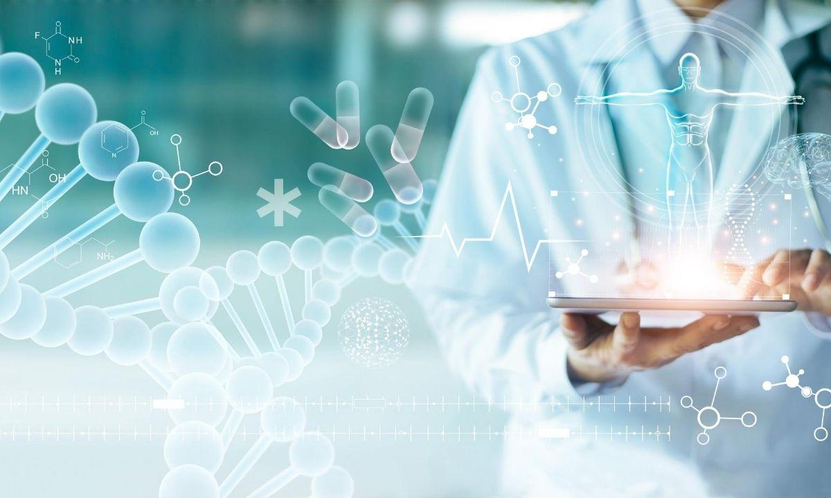 medicina também sofreu impacto com a tecnologia.