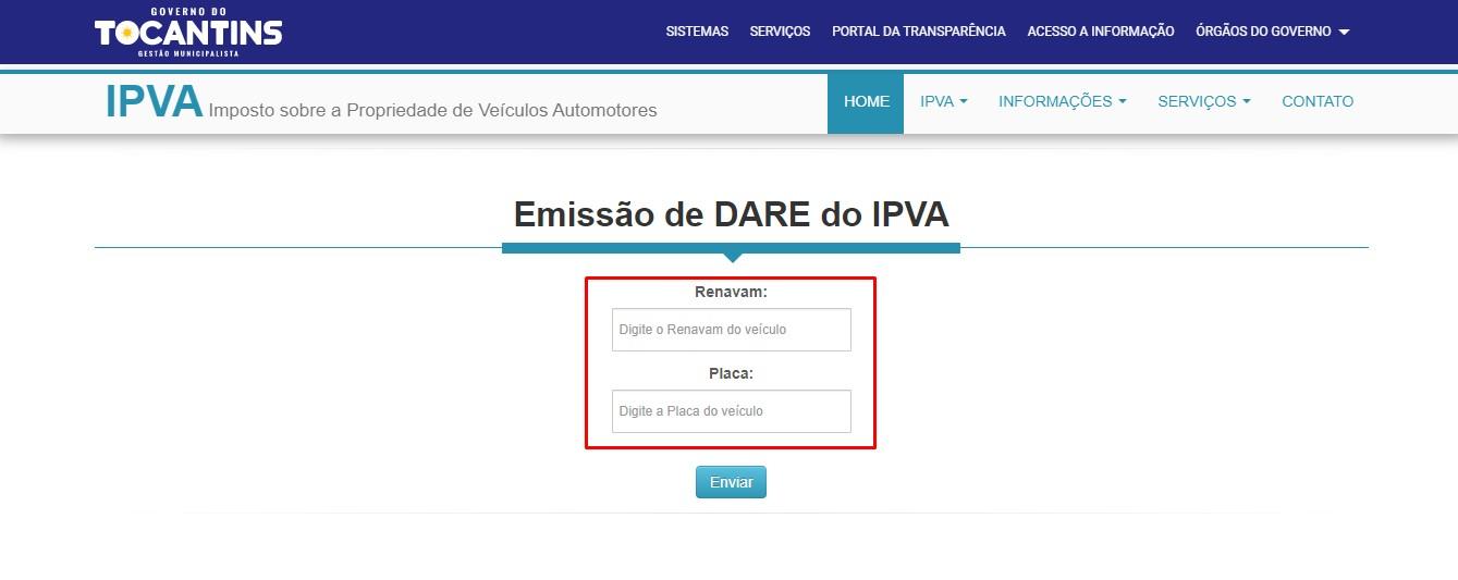 IPVA TO 2021