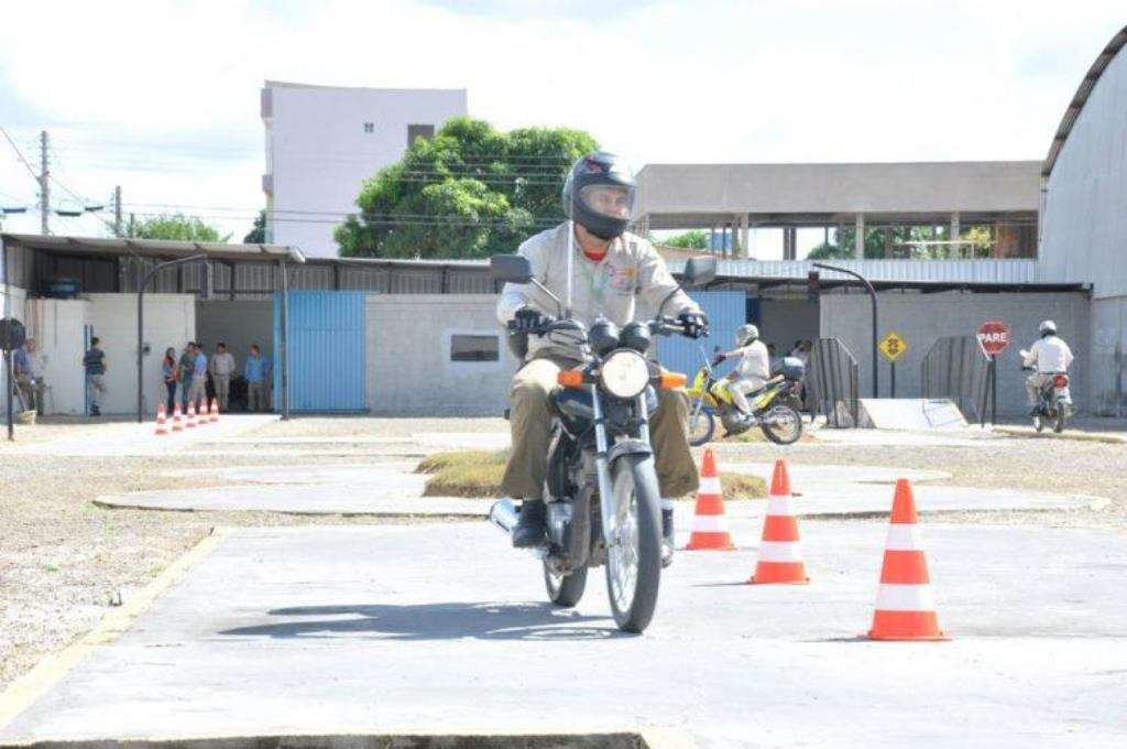 Exame de moto: o que pode reprovar?